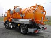 Откачка канализации илососом, прочистка канализации+375296270000