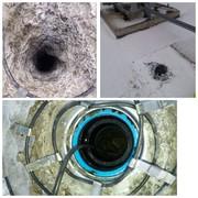 Очистка канализационных систем, ливневых, фекальных, телеинспекция